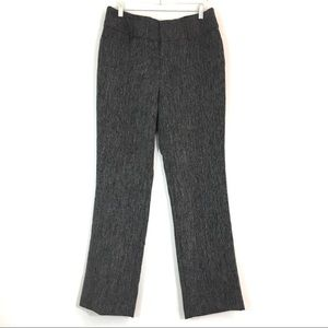 Apt 9 Heather Gray Dress Pants High Rise Size 10
